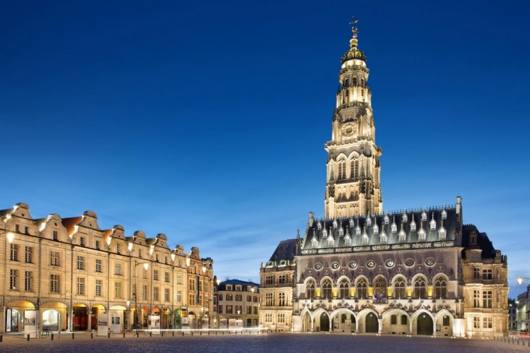 Vitrier Arras : Le Beffroi d'Arras